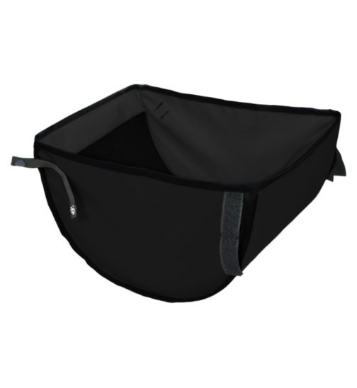Out 'n' About Nipper V3 Single Storage Basket Black