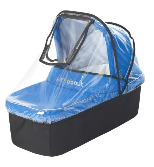 Rain Cover for the Out 'n' About Nipper Carry Cot
