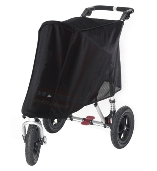 UV Cover for Out 'n' About Nipper V3 360° Single Pushchair