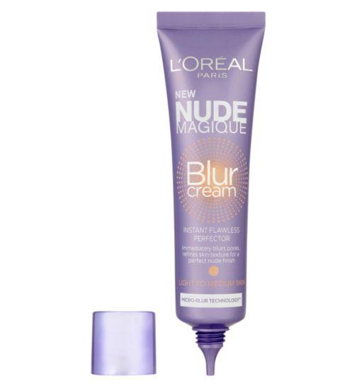 L'Oreal Paris Nude Magique Blur Cream