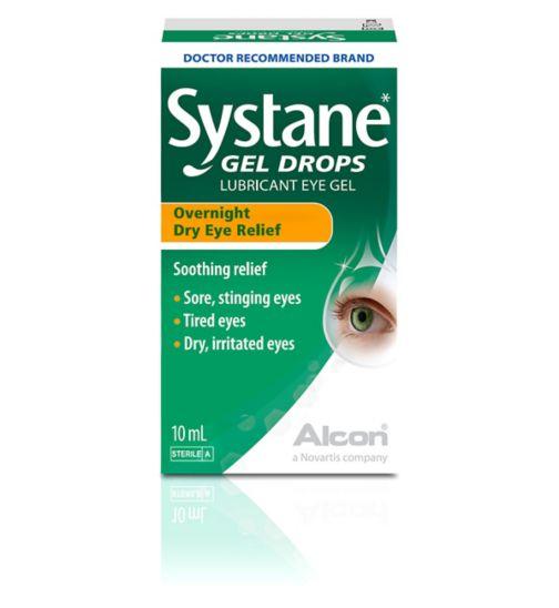 SYSTANE Gel Eye Drops Lubricant Eye Gel - 10ml
