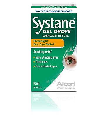 SYSTANE Gel Eye Drops Lubricant Eye Gel - 10ml