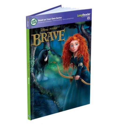 LeapFrog LeapReader Book: Disney Brave 3D