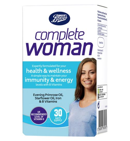 Boots Complete Woman - 30 tablets