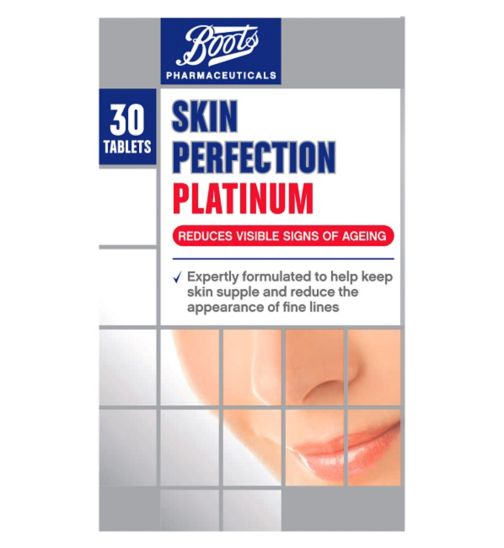 Boots Skin Perfection Platinum 30 tablets