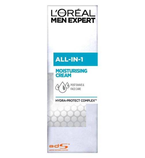 L'Oréal Men Expert All-In-One Moisturiser Sensitive 75ml