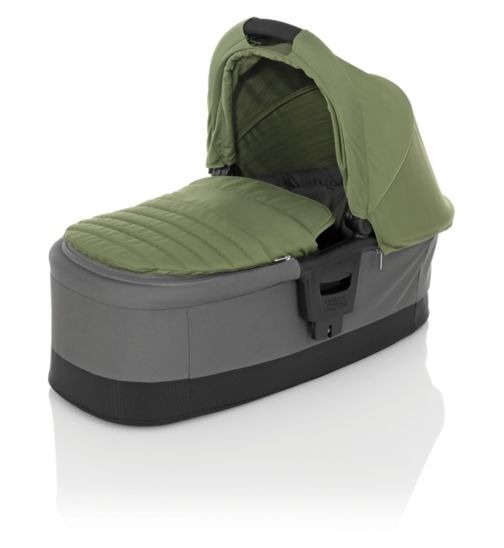 Britax Affinity Carry Cot - Cactus Green