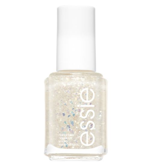 Essie Nail Polish Luxe Effects Sparkle On Top