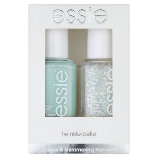 Essie Nail Polish Twinkle-Belle Duo Kit