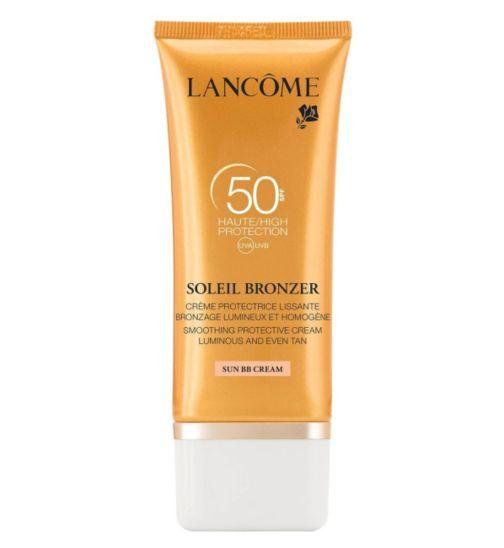 Lancome Soleil bronzer Sun bb cream SPF 50 50ml