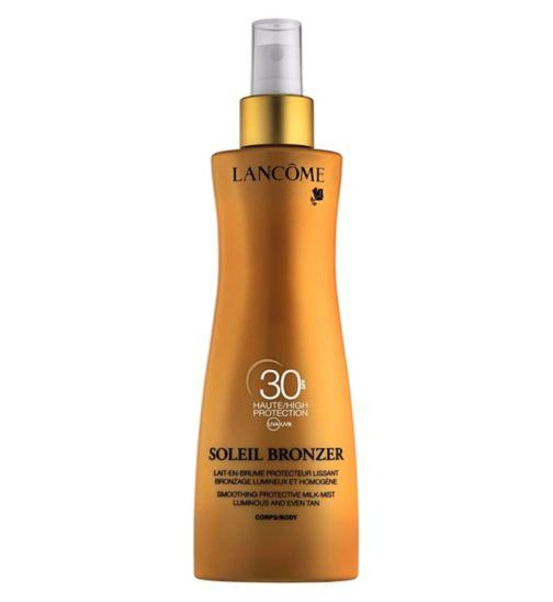 Lancome Soleil bronzer Smoothing protective milk-mist SPF 30 200ml