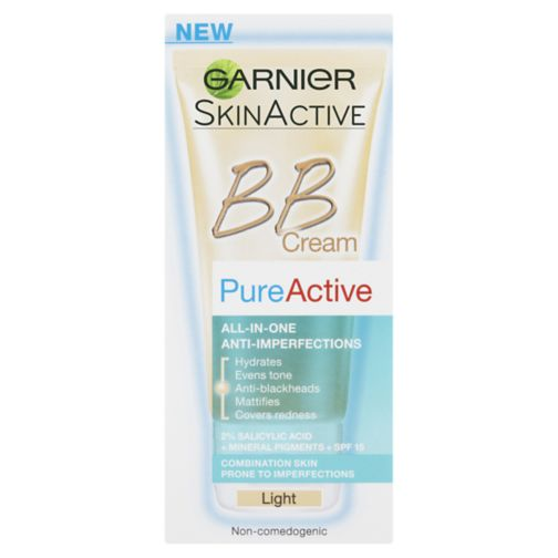 Pure Active BB Cream Light for Blemished Skin 50ml