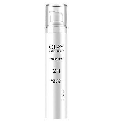 Olay Anti-Wrinkle Firm & Lift 2in1 Moisturiser + Anti-ageing Primer 50ml