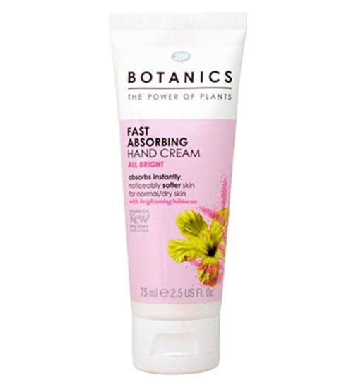 Botanics All Bright Hand Cream