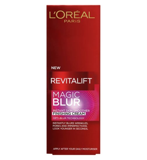 L'Oreal Paris Revitalift Magic Blur Instant Skin Smoother Finishing Cream