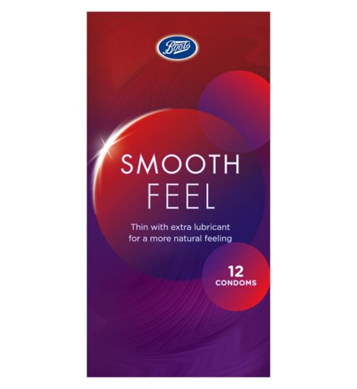Boots Sensual Touch Condoms 12's