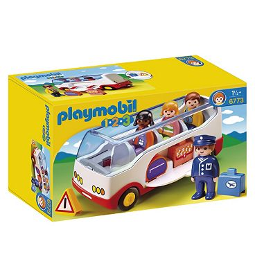 Playmobil 123 Coach 6773