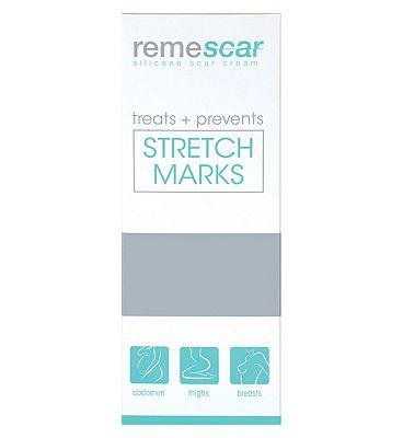 Remescar Silicone Stretch Marks Scar Cream - 100ml
