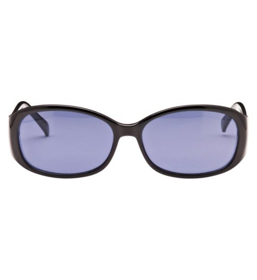 Boots Tunisia Women's Prescription Sunglasses - Black