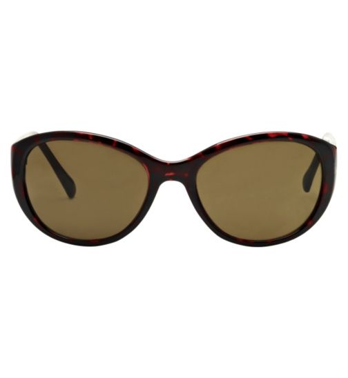Boots Women's Prescription Sunglasses - Tortoise Shell BSUNF1412