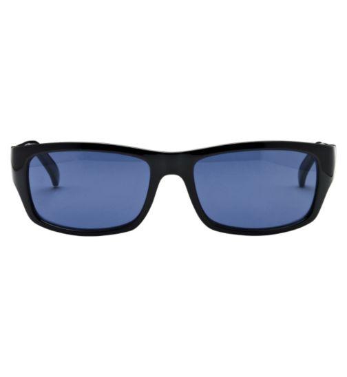 Boots BSUNM1405 Men's Prescription Sunglasses - Black