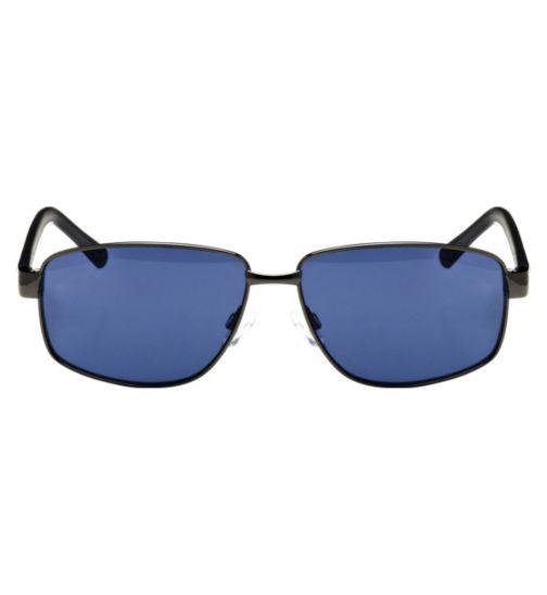 Boots Men's Prescription Sunglasses - Gunmetal BSUNM1406