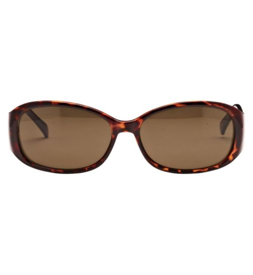 Boots Morroco Women's Prescription Sunglasses - Tortoise Shell