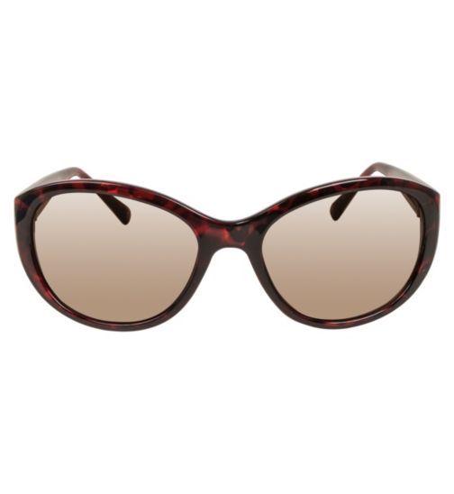 Boots Women's Prescription Sunglasses - Havana BSUNF1412