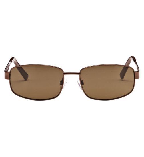 Boots Men's Prescription Sunglasses - Bronze BSUNM1415