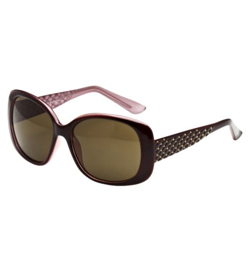 Boots  Women's Prescription Sunglasses - Bordeaux BSUNF1424