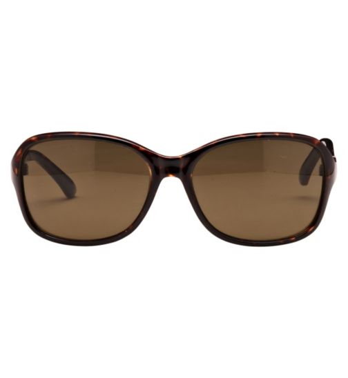 Boots Women's Prescription Sunglasses - Tortoise Shell BSUNF1425