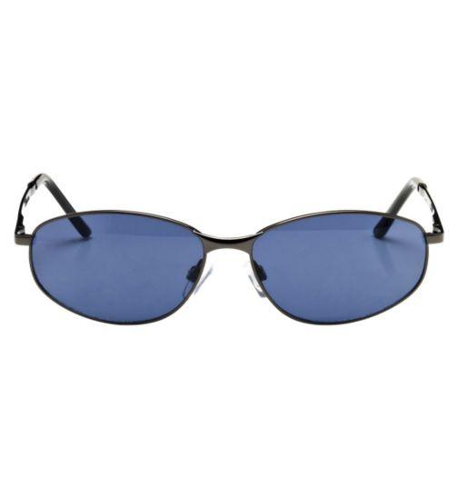 Boots Corsica Men's Prescription Sunglasses - Gunmetal