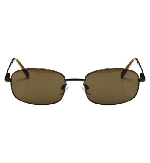 Boots Maldives Unisex Prescription Sunglasses - Brown