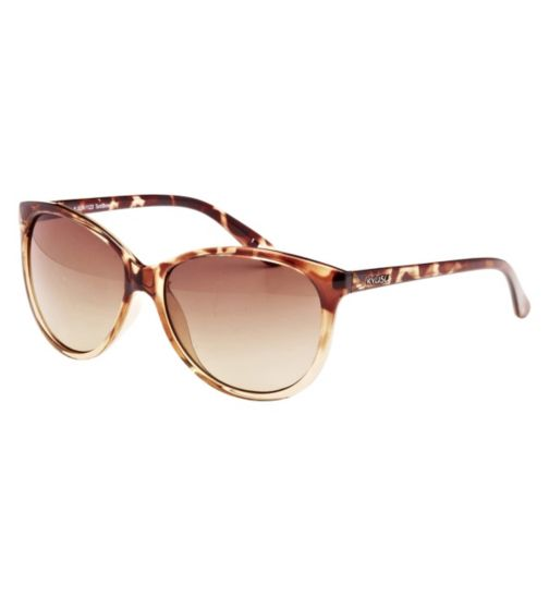 Kyusu Women's Prescription Sunglasses - Tortoise Shell KSUN1123