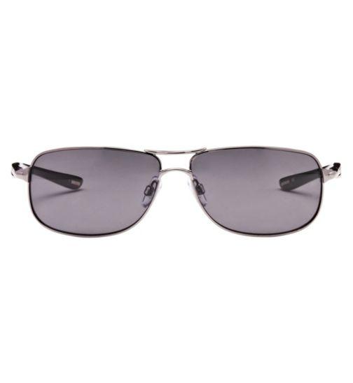 Kyusu Men's Prescription Sunglasses - Gunmetal KSUN1409