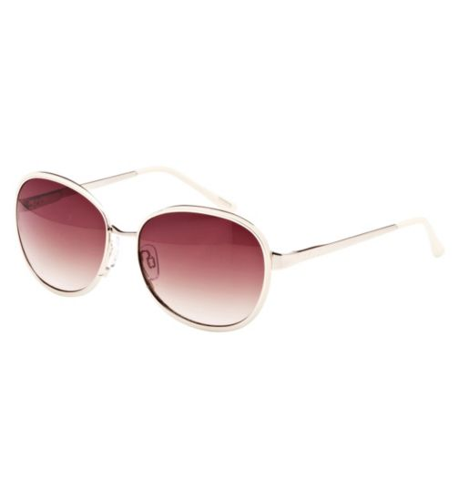 Kyusu Women's Sunglasses - Gold KSUN1412