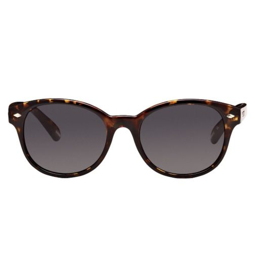 Kyusu Women's Prescription Sunglasses - Tortoise Shell KSUN1414