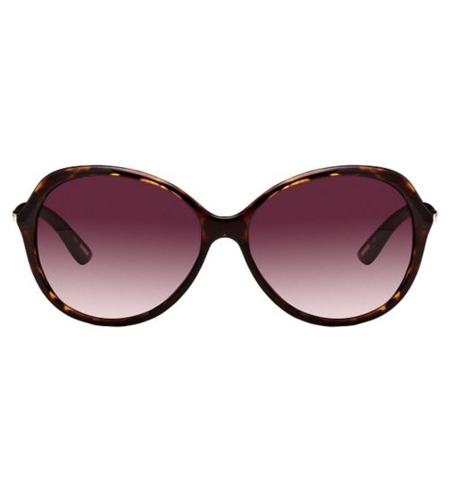 Kyusu Women's Prescription Sunglasses - Tortoise Shell KSUN1415