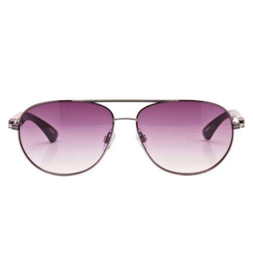 Kyusu Men's Prescription Sunglasses -  Gunmetal  KSUN1417