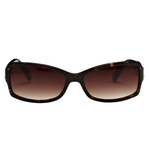 Nine West Women's Prescription Sunglasses - Tortoise NW518S