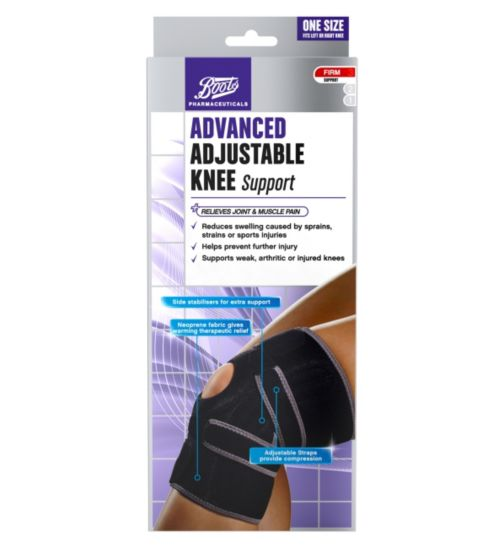 Boots Advanced Adjustable Knee Support