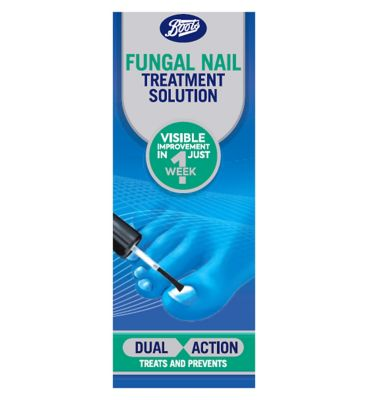 fungal nail treatment boots