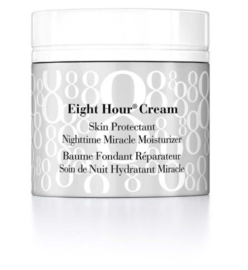 Elizabeth Arden Eight Hour® Cream Skin Protectant Nighttime Miracle Moisturizer 50ml