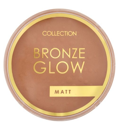 Collection Bronze Glow Matt Powder Terracotta