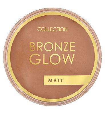 Collection Bronze Glow Matt Powder Terracotta