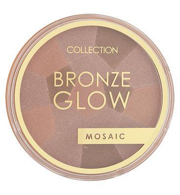 Collection Bronze Glow mosaic Radiant radiant