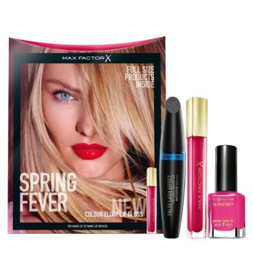 Max Settings Max Factor Fever Gift Set