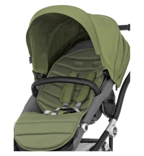 Britax Affinity Colour Pack Cactus Green