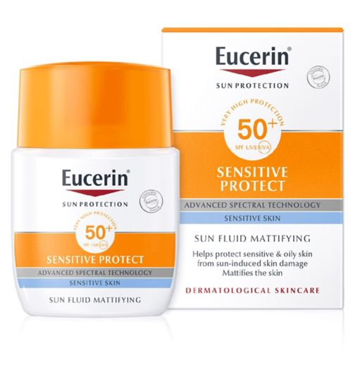 Eucerin Sun Face Fluid SPF 50 50ml