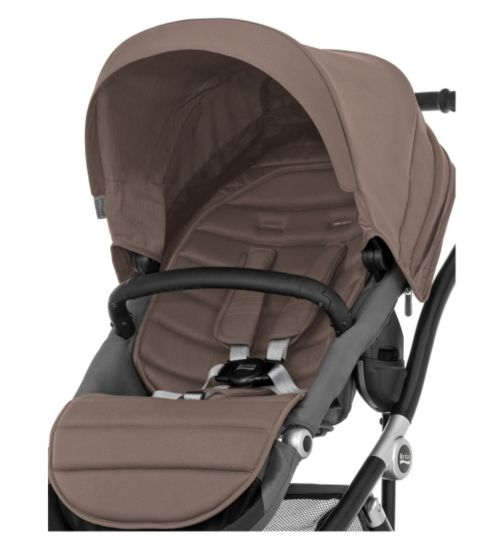 Britax Römer AFFINITY Colour Pack Fossil Brown